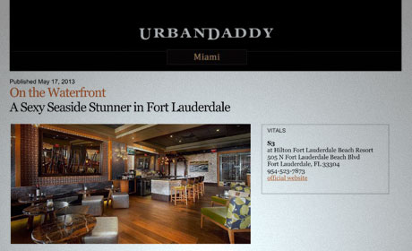 UrbanDaddy Miami
